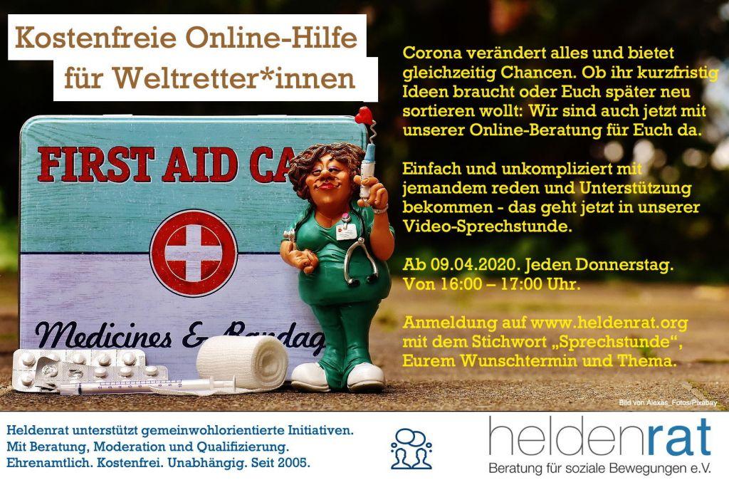 Heldenrat First Aid Online